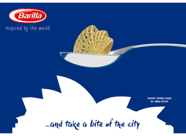 Smart Pasta… and take a bit of the city